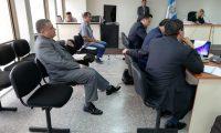 El viceministro de Gobernación, Remberto Ruiz está señalado de asesinato. (Foto Prensa Libre: Kenneth Monzón)
