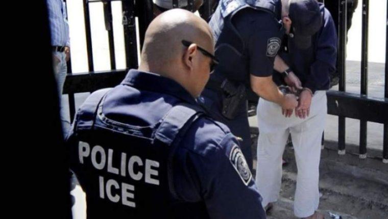 Arrestos masivos arrecian en EE. UU. (Foto: EFE)