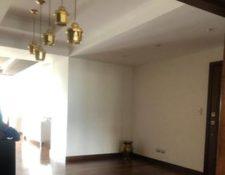 Vista del apartamento en Marakami, zona 14. (Foto Prensa Libre: MP)