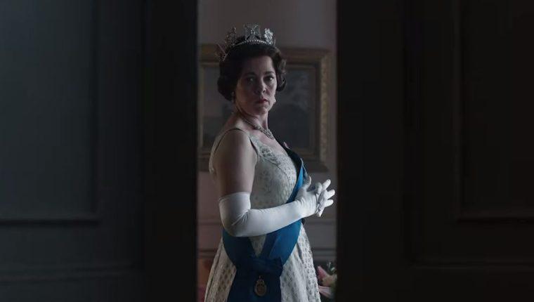 "Olivia Colman le dará vida a la reina Isabel IIm en la tercera temporada de ""The Crown"".  (Foto Prensa Libre: Netflix)"