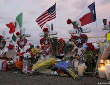 México y EE.UU. intercambiarán datos tras tiroteo en El Paso. (picture-alliance/AP. J. Locher)