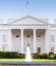 Los alrededores de la Casa Blanca se mantuvieron en alerta debido a una violación del espacio aéreo en Washington. (Foto Prensa Libre: Hemeroteca)