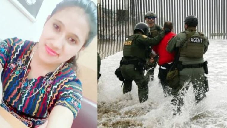 La guatemalteca Vilma Mendoza fue encontrada sin vida en un canal de riego. (Foto Prensa Libre: facebook)