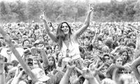 El Festival de Woodstock se celebró en 1969, del 15 al 18 de agosto, en Bethel, Nueva York. (Foto: Hemeroteca PL).