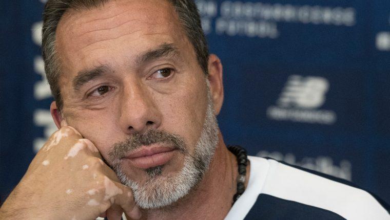 El uruguayo Gustavo Matosas dejó a la Selección de Costa Rica y se une al futbol mexicano. (Foto Prensa Libre: AFP)