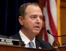 Adam Schiff, es el jefe del Comité de Inteligencia de la Cámara de Representantes de Estados Unidos. (Foto Prensa Libre: AFP)