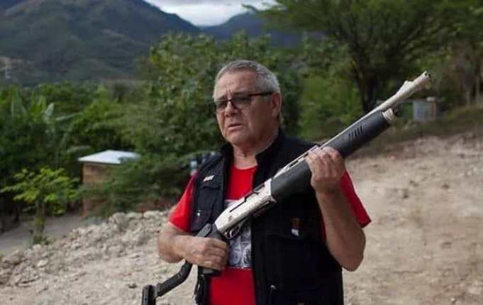 César Montes. (Foto Prensa Libre: Hemeroteca PL)