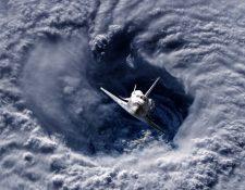 Podemos quejarnos de nuestro clima, pero en el espacio las cosas pueden ponerse bastante extremas. NASA/GETTY PICTURES