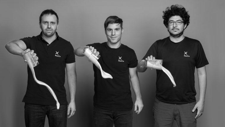 NotCo, fundada por Karim Pichara, Matías Muchnick y Pablo Zamora, consiguió financiamiento por US$30 millones. NOTCO