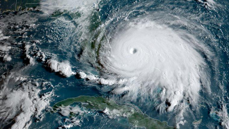 El huracán Dorian es el más poderoso que ha azotado a las Bahamas desde que se tiene registro.