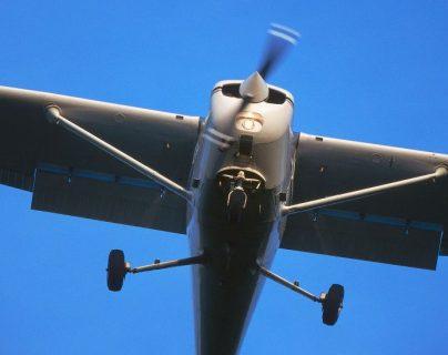Sylvester iba a bordo de una avioneta Cessna similar a la de la foto. GETTY