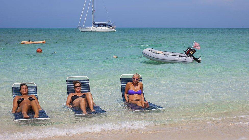 Huracán Dorian: la historia de las Bahamas, las paradisiacas islas devastadas por el ciclón