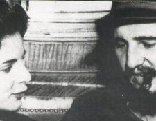 Marita Lorenz aseguró que se enamoró de Fidel Castro cuando tenía 19 años.
