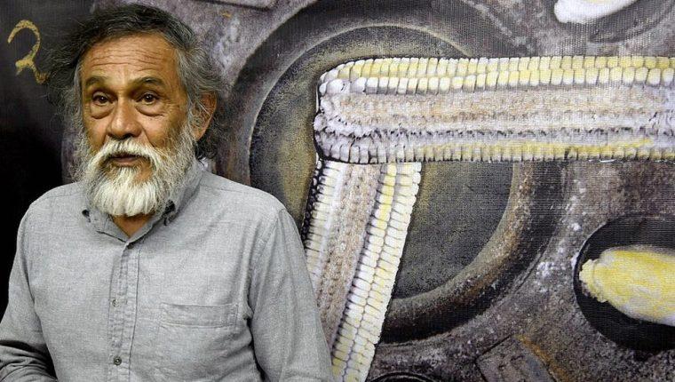Francisco Toledo nació en 1940 en Oaxaca, en el sur de México.