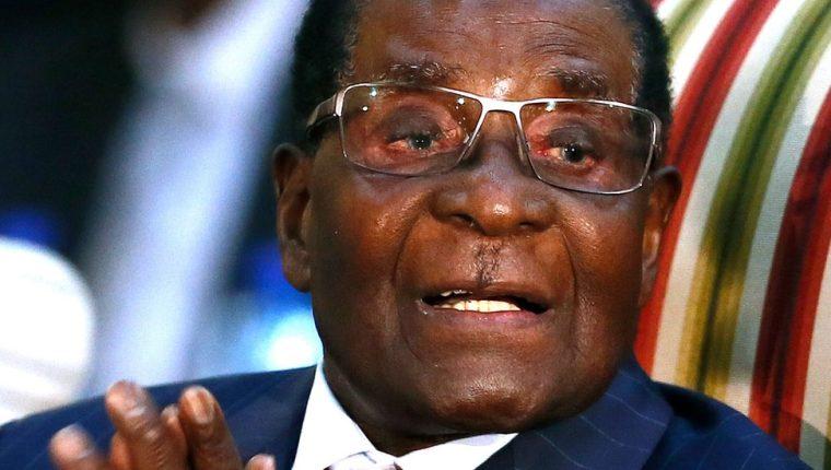 Mugabe fue el primer líder de Zimbabue tras la indendencia del país africano.