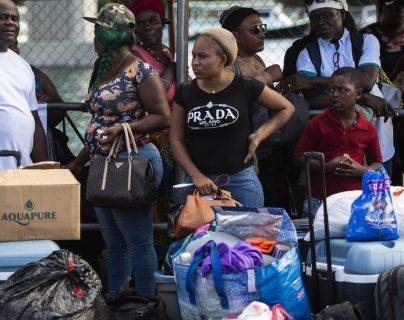 Cerca de 4.500 personas han sido evacuadas a Nassau, la capital de Bahamas.