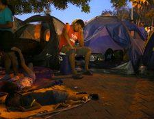 EE.UU. a enviado a más de 42,500 migrantes centroamericanos a esperar respuesta de su trámite migratorio en México, muchos de ellos están en Tamaulipas, uno de los estados más peligrosos del país.