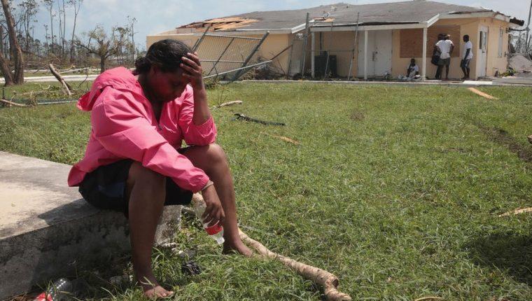 El paso del huracán dejó 2.500 personas desaparecidas, según cifras oficiales. GETTY IMAGES