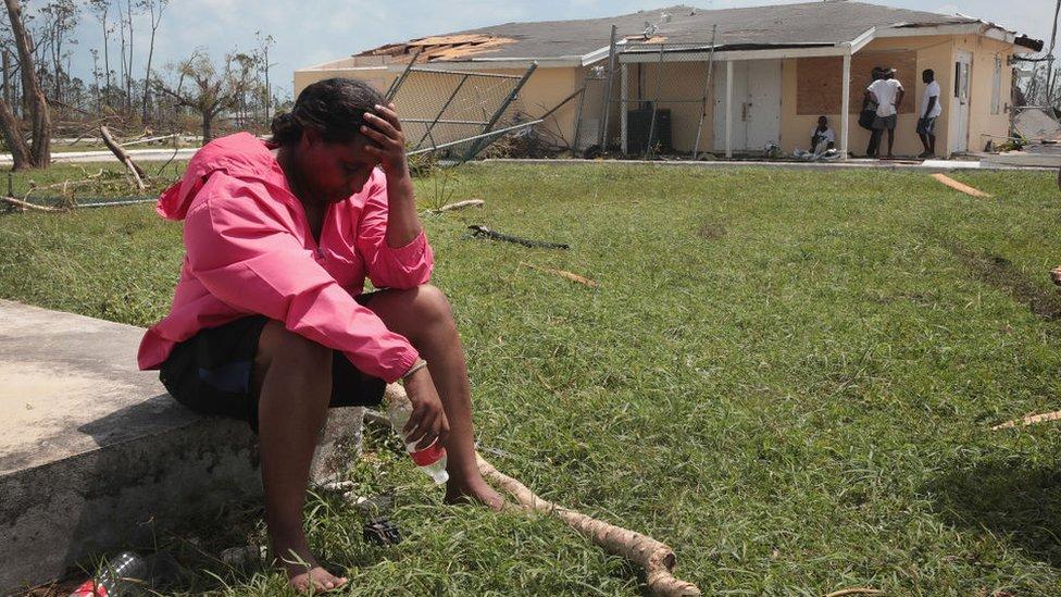 Huracán Dorian: el gobierno de Bahamas reconoce que hay 2 mil 500 desaparecidos tras el paso del ciclón