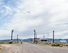 El Área 51 en el condado de Lincoln, Nevada, se ha prestado a múltiples teorías conspirativas.