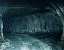 Las cavernas de formación salina se encuentran en la costa del Golfo de México de Luisiana y Texas