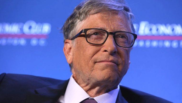 """""""Yo no soy un predicador"""", dijo Bill Gates, cofundador de Microsoft. (GETTY IMAGES)"""
