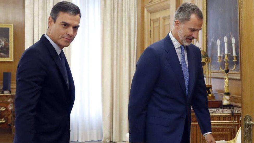 España se encamina a sus cuartas elecciones generales en cuatro años tras no lograr Sánchez el apoyo de ningún partido de oposición