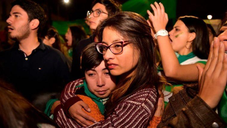 En Ecuador, el aborto es legal solo en dos circunstancias: si la vida de la mujer está en riesgo o si una mujer con discapacidad mental fue violada.