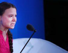 html5-dom-document-internal-entity1-quot-endMe han robado mis sueños y mi infancia con sus palabras vacíashtml5-dom-document-internal-entity1-quot-end, dijo la joven activista en la apertura de la cumbre del clima en las Naciones Unidas que se está realizando esta semana en Nueva York.