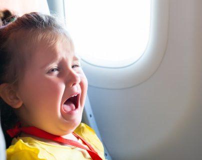 La aerolínea alertará sobre la ubicación de bebés de hasta dos años.
