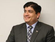 Carlos Alvarado es el presidente más joven de la historia reciente de Costa Rica.