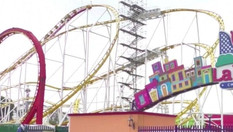 La Feria Chapultepec fue cerrada este sábado tras el accidente.