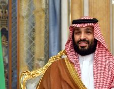 Mohammed bin Salman es el heredero al trono de Arabia Saudita.