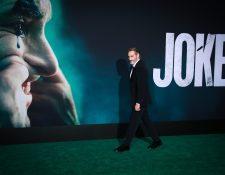 Actor estadounidense Joaquin Phoenix. (Foto Prensa Libre: Hemeroteca PL)