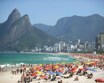 La OMT es optimista respecto del turismo mundial para este año. (Foto: AFP)