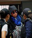 La captura de Sandra Torres tendrá implicaciones dentro de la Une y reconfigurará las fuerzas políticas en el país. (Foto Prensa Libre: Efe)