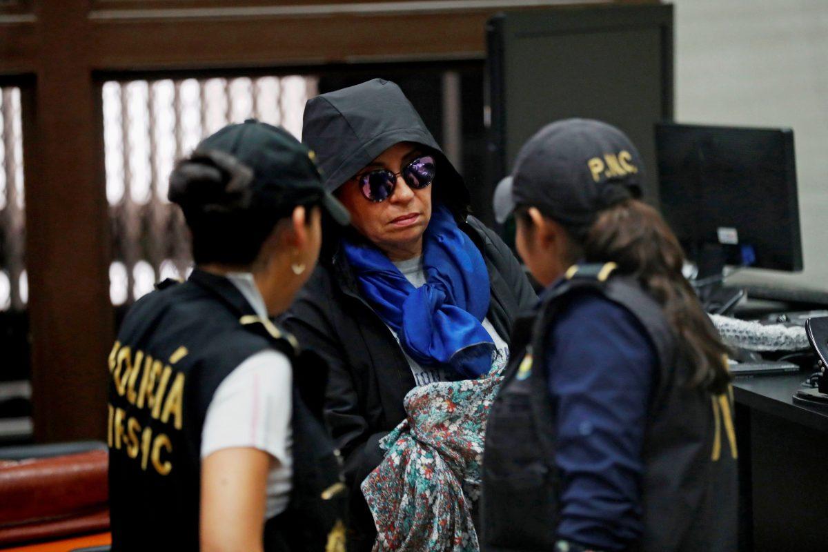 La captura de Sandra Torres lacera la fuerza política del partido UNE