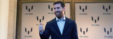 El jugador argentino del Barcelona Lionel Messi es uno de los favoritos para el premio. (Foto Pensa Libre: EFE)