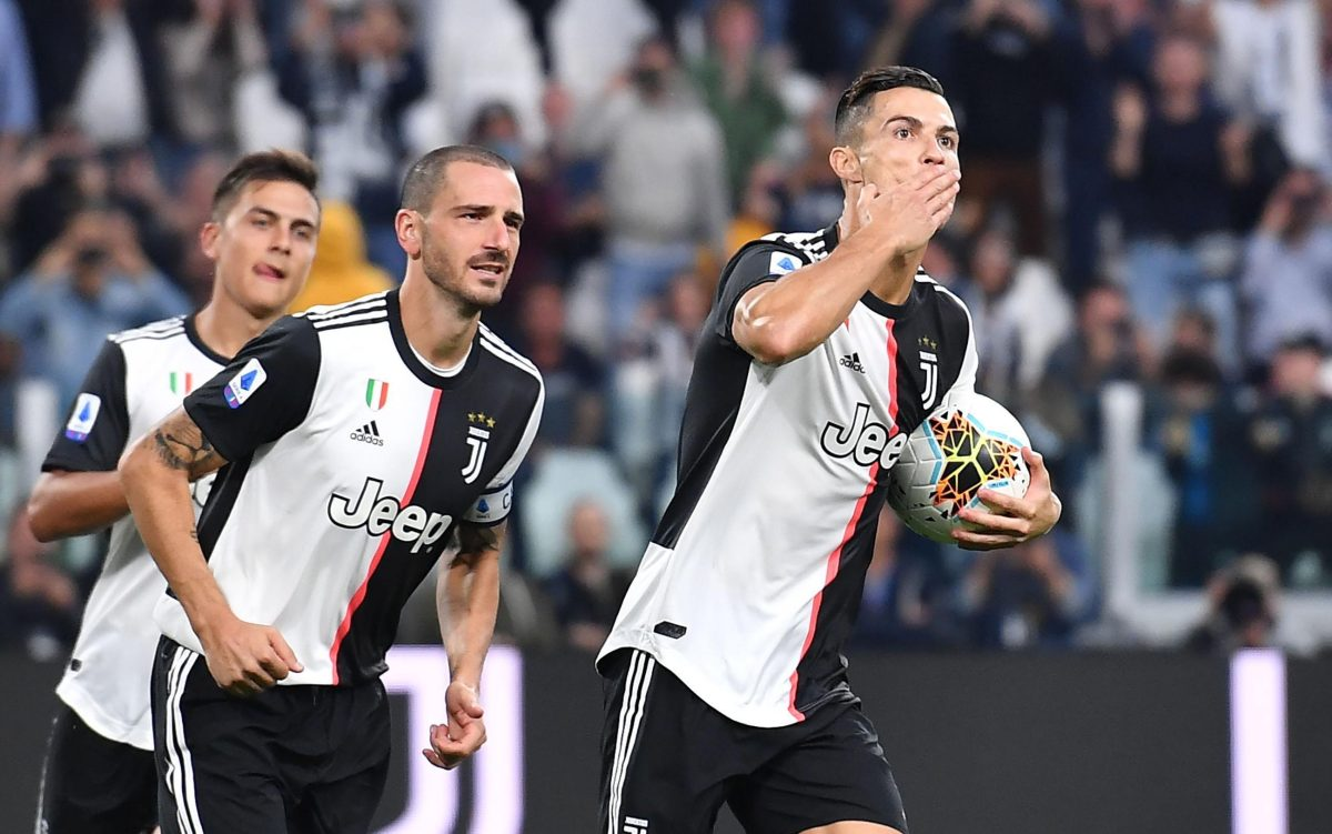 Juventus sufre contra Hellas Verona, pero Cristiano resuelve desde el punto de penalti