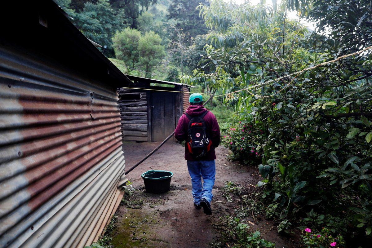 Guatemala y su casa de la pobreza: sin agua ni baño