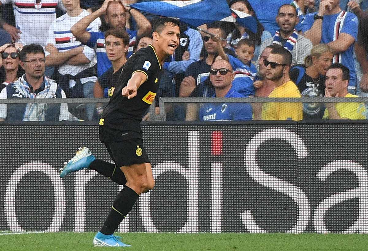 """Alexis Sánchez: """"Jugar en el Barcelona fue fantástico"""""""