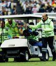 Giovani Dos Santos pasará seis semanas fuera de las canchas. (Foto Prensa Libre: Hemeroteca PL)