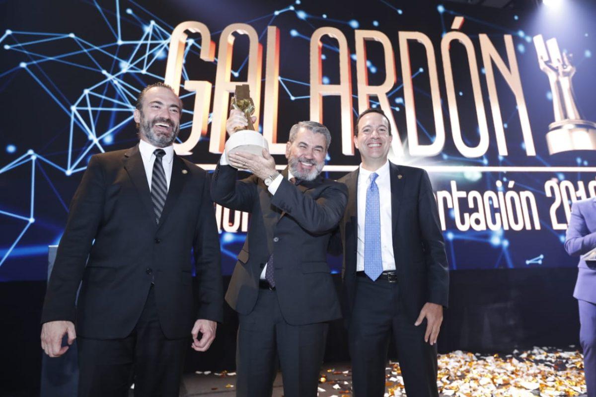Grupo DetPon gana el reconocimiento a Exportador del Año 2019