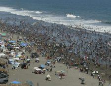 Las playas del Pacífico son de los destinos favoritos del turismo interno. Sin embargo, el descanso del 15 de septiembre no se alargará.