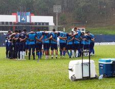 El equipo de Cobán Imperial tendrá el otro año su propio complejo deportivo. (Foto Prensa Libre: La Red)