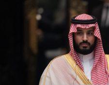 El príncipe saudí Mohamed Bin Salman admitió la responsabilidad por la muerte de un periodista. (Foto Prensa Libre: AFP)