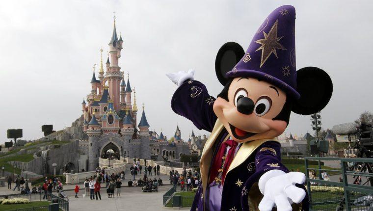 La compañía Disney es una de las más exitosas del mundo. (Foto: AFP)