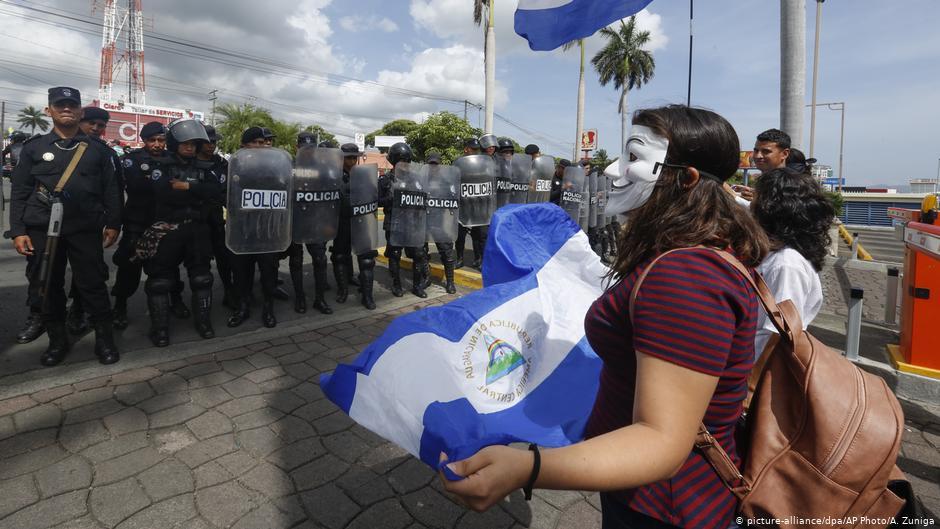 Bachelet denuncia asesinato de críticos de Daniel Ortega en Nicaragua