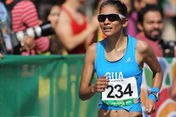Mirna Ortiz y la entrevista que dio a la prensa internacional previo a competir en el Mundial de Doha