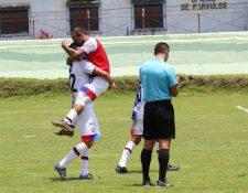 Los chivos lograron un empate en el estadio Mateo Sicay Paz. (Foto Prensa Libre: Club Xelajú MC)